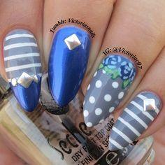 Instagram photo by victoriac07 #nail #nails #nailart
