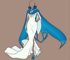 Goddess robes