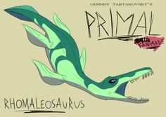 Prehistoric Age, Prehistoric Animals, Dinosaurs Tv, Pokemon Fusion Art, Dinosaur Art, 3d Animation, Animal Drawings, Concept Art, Beast