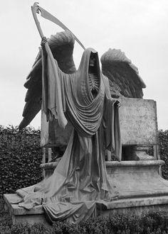 Honest Myth:European- Grim Reaper