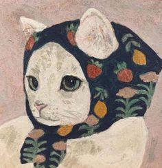 Baby Animals, Cute Animals, Aesthetic Drawing, Scrapbook, Pretty Art, Cat Art, Art Forms, Decoration, Art Inspo