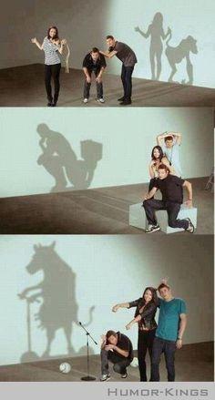 Illusion Photography - amazing tricks to use without Photoshop