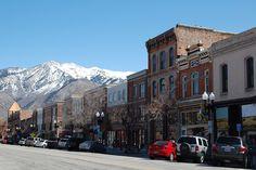 Ogden, Utah by ashmb, via Flickr