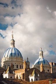 Photo Slideshow of Cuenca, Ecuador - Condé Nast Traveler Cuenca Ecuador, Carl Sagan, Peru, Cities, Equador, South America Travel, Famous Places, Chapelle, Place Of Worship