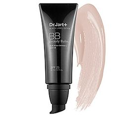 Jart+'s Black Label Detox BB Beauty Balm at Sephora. A beauty balm that supports anti-aging while hiding uneven skin tone and blemishes. Bb Beauty, Beauty Balm, Beauty Makeup Tips, Beauty Stuff, Natural Beauty, Flawless Beauty, Drugstore Beauty, Beauty Secrets, Beauty Hacks