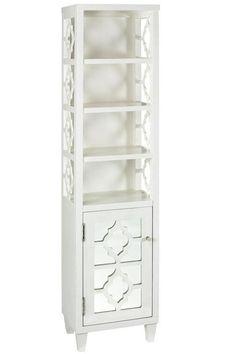 """Interesting option for living room storage - HomeDecorators.com - Reflections 67.5""""H Linen Cabinet"""