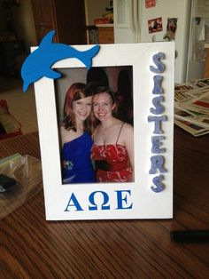 We have such crafty sisters!
