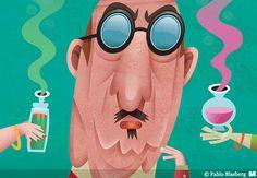 Pablo Blasberg | Ilustradores Argentinos