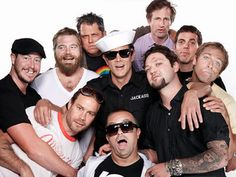 Meet at least one of the Jackass crew, preferably Bam, Dimitri, Dico or Tremaine <3