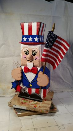 Uncle Sam by Debra Jasper