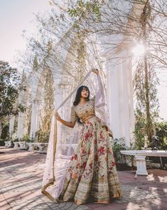 Lehenga, Saree, Look Good Feel Good, Asian Fashion, Bangs, Desi, Peeps, Two By Two, Indian