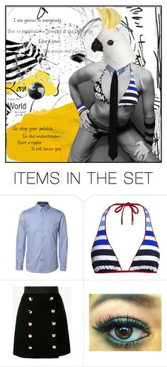 """""""Tweak Your...."""" by greeneyz ❤ liked on Polyvore featuring art"""