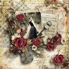A Perfect Moment by Studio Manu http://shop.scrapbookgraphics.com/perfectmoment-bundle.html