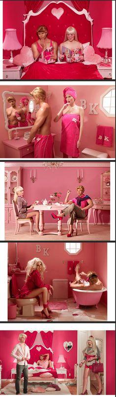 La verdadera vida de Barbie y Ken