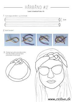 Sewing Headbands, Fabric Headbands, Handmade Headbands, Baby Headband Tutorial, Diy Headband, Diy Bags Patterns, Sewing Patterns, Sewing Hacks, Sewing Projects