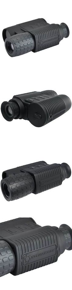 Other Hunting Scopes and Optics 7307: Stealth Cam 9X Zoom Night Vision 400 Ft Sight Monocular (Certified Refurbished) -> BUY IT NOW ONLY: $79.99 on eBay!