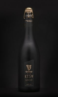 Guinness The 1759 luxury limited edition beer