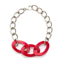 Red Lulu Necklace