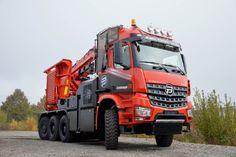 Выставка Agritechnica 2015: монстр лесорубов Biper Power Truck Turox