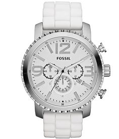 Fossil Silicone Watch