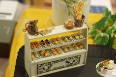 2017, Miniature Bread♡ ♡  By Mio Meet