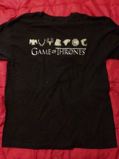 Black Game of Thrones houses of Westeros