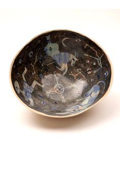 Large stoneware galaxy bowl by LauraLauraBird on Etsy, £100.00