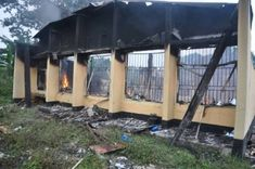 Burnt INEC office: Hold Wike responsible – APC