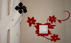 Ideas para decorar interruptores
