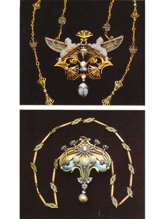 Image detail for -ART NOUVEAU JEWELRY