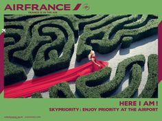 Air France Brings Back the Glamorous Getaway in Set of Gorgeous Posters | Adweek