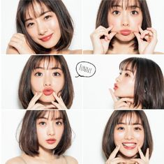 Every girl wants to keep youth ,keep girlish spirit , maybe we can change from our hairstyle Artists And Models, Girl Photography Poses, Portrait Poses, Beautiful Morning, Girl Short Hair, Doll Face, Ulzzang Girl, Every Girl, Cute Hairstyles