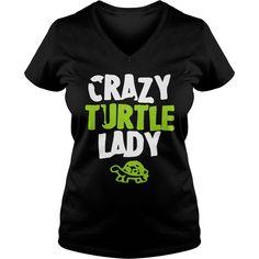 crazy turtle lady - crazy turtle lady  #turtles #turtleshirts #iloveturtles #turtle tshirts Cool Tees, Cool T Shirts, Funny Shirts, Baby Tortoise, Turtle Shirts, Pet Turtle, Xmas Shirts, Best Tank Tops, Ugly Sweater