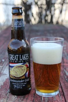 Down The Hatch: Great Lakes Brewing's Dortmunder Gold Golden Lager