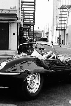 My first television crush! :) Steve McQueen Photo by L.-My first television crush! 🙂 Steve McQueen Photo by Leonard McCombe My first television crush! :] Steve McQueen Photo by Leonard McCombe. Ansel Adams, Classic Sports Cars, Classic Cars, Classic Hollywood, Old Hollywood, Hollywood Actresses, Sofia Loren, Foto Glamour, Steeve Mcqueen