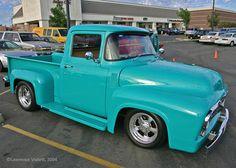 Custom 1954 Ford Pickup