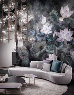 Temporary Wallpaper, Loft design,Removable wallpaper, Mural Wallpaper Wandbild Tapete Design: -Sie d