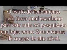 Blazer Moletom - Aula 1 - YouTube