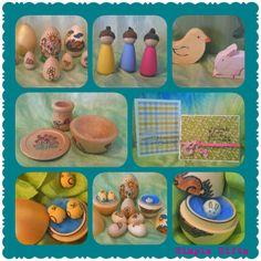 Simple Gifts' EGG*STRAVAGANT Easter Basket