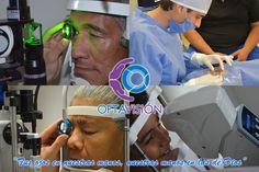 En la Clínica Oftavisión lo más valioso es la mirada de cada cliente, por eso tu salud visual es nuestra razón de ser.