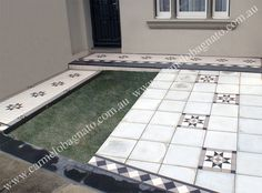 Supplying affordable and high quality bathroom and kitchen tiles to the people of Sydney. Contact the experts at Tessellated Tile Factory today! Concrete Pavers, Kitchen Tiles, Terrace, Tile Floor, Sydney, Contemporary, Porch Ideas, Patio Decks, Tiling