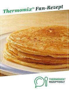 Grundrezept Pfannkuchen von kersi.king. Ein Thermomix ® Rezept aus der Kategorie sonstige Hauptgerichte auf www.rezeptwelt.de, der Thermomix ® Community.