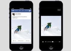 Facebook Otomatik Video Reklamları Aktif Etti
