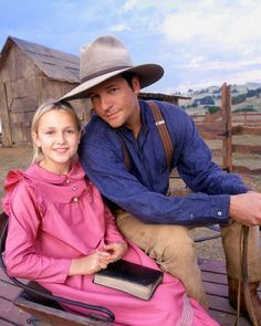 """Dale Midkiff (Hallmark movies """"Love Comes Softly"""" , """"Loves Enduring Promise"""" Back to You & Me"""") Elvis & Me """"Time Trax"""" series."""