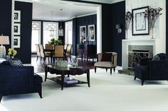 Flooring tricks to make a room look larger Flooring Sale, Luxury Vinyl Flooring, Luxury Vinyl Tile, Mohawk Flooring, Types Of Carpet, Carpet Installation, Interior Decorating, Interior Design, Luxury Interior