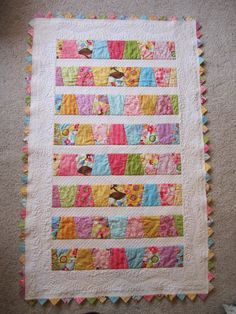 Plain Ol' Vanilla: Completed Quilt Projects