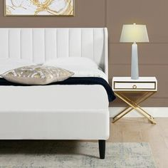 15 Beds For Iman Ideas Bed Sizes Bed Upholstered Platform Bed