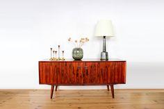 Sideboard in rosewood Danish Modern