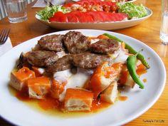 Turkish Food - Köfte in Odunpazarı, Eskişehir