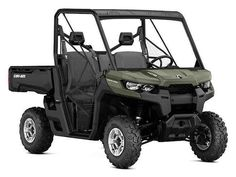 New 2017 Can-Am Defender DPS HD10 ATVs For Sale in Pennsylvania. COMFORT AND CONTROLTake control with the Defender DPS that features comfortable Dynamic Power Steering (DPS), lightweight wheels and tires, adaptable storage, Visco Lok and more to make your job easier.